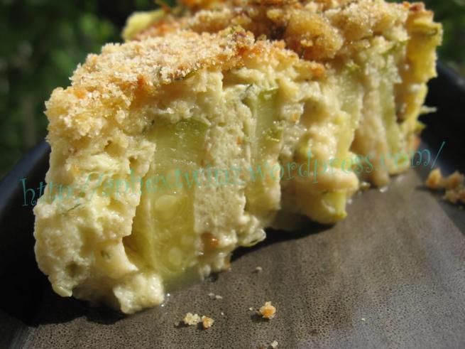 Articole culinare : Dovlecei gratinati la cuptor – un model