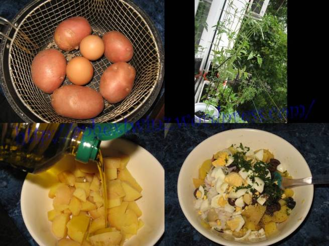 Articole culinare : Salata de cartofi