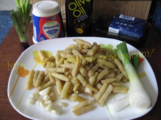 Articole culinare : Fasole cu smantana