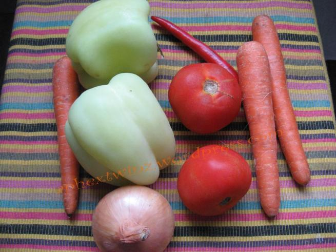 Articole culinare : Supa Guvidistica, alta combinatie, inca o decoratie